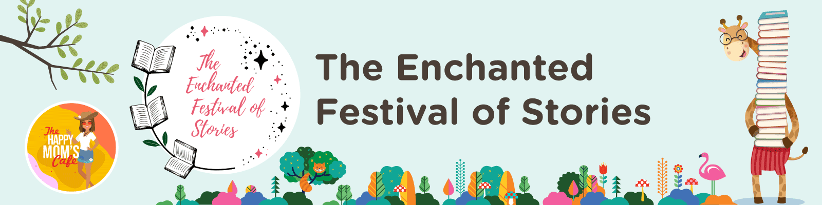 The Enchanted Festival of Stories