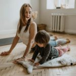 Exercise ideas for kids at home