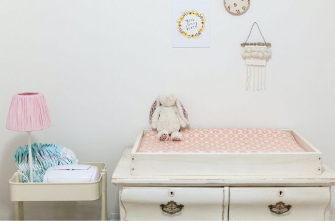 How To Organize Your Little One's Room