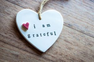 Tell your child the importance of gratitude